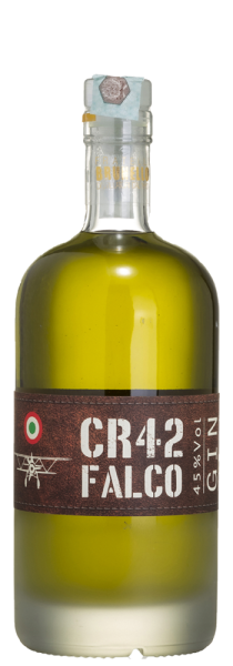 Gin CR42 Falco - Distilleria Brunello