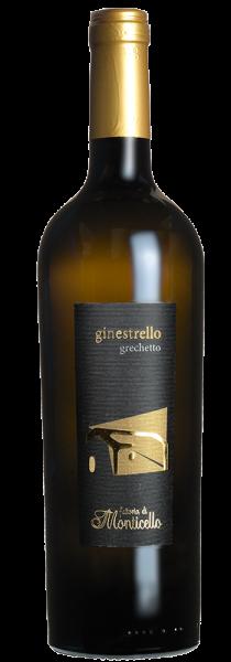"""Grechetto Umbria IGT """"Ginestrello"""" 2019 - Fattoria di Monticello"""