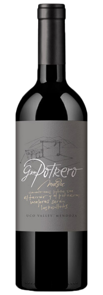 """Gran Malbec """"Potrero"""" 2016 - Vinos de Potrero"""