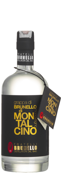 Grappa di Brunello di Montalcino - Distilleria Brunello