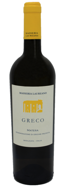 Greco Matera DOP 2018 - Masseria Laureano