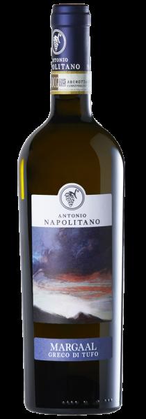 "Greco di Tufo DOCG ""Margaal"" 2018 - Antonio Napolitano"