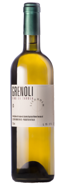 "Vino Bianco ""Grenoli"" - Liedholm"