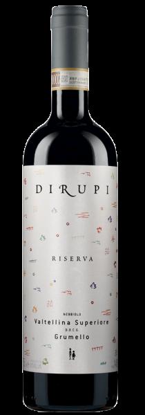 "Valtellina Superiore Riserva DOCG ""Vigna Riserva"" 2016 - Dirupi"