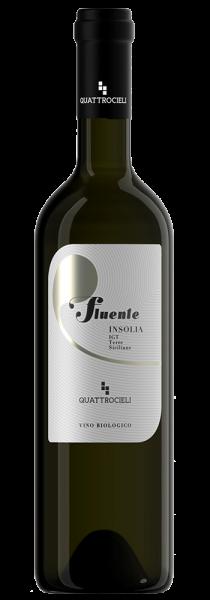 """Insolia IGT Terre Siciliane """"Fluente"""" 2019 - Quattrocieli"""