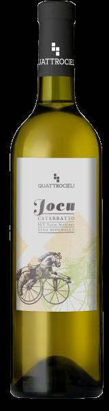 """Terre Siciliane Catarratto IGT """"Jocu"""" 2019 - Quattrocieli"""