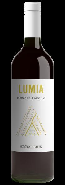 """Lazio Bianco IGP """"Lumia"""" 2019 - Vigneti Socius"""