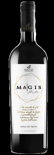 """Nero di Troia IGP """"Magis"""" 2017 - Sacco"""
