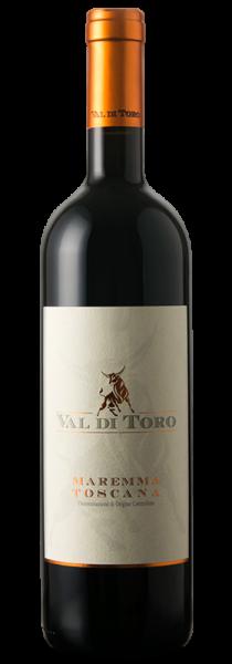 Rosso di Maremma Toscana DOC 2015 - Val di Toro