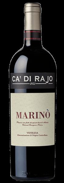"""Venezia DOC """"Marinò"""" 2016 - Ca' di Rajo"""