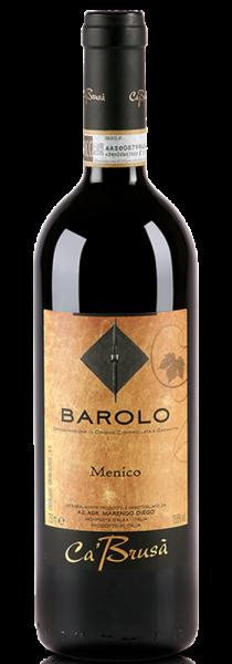 "Barolo DOCG ""Menico"" 2015 - Ca' Brusà"