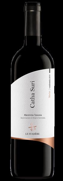 "Maremma Toscana DOC Merlot ""Catha Suri"" 2018 - Le Stadère"
