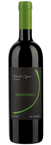 """Toscana Rosso IGT  """"Miosogno"""" 2015 - Capua"""