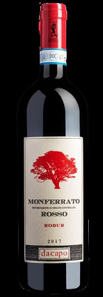 """Monferrato Rosso """"Robur"""" 2017 - Dacapo - Ca ed Balos"""