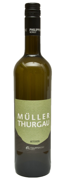 Müller Thurgau 2019 - Weingut Philipps-Mühle