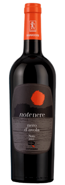 "Nero d'Avola DOC Noto ""Note Nere"" - Ramaddini"