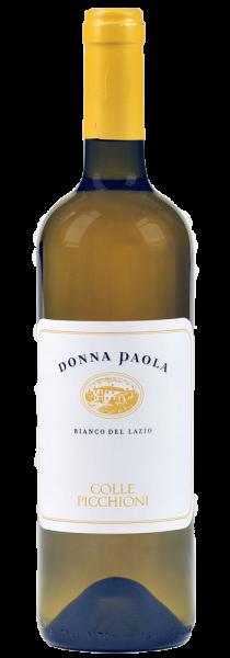 """Lazio IGP """"Donna Paola"""" 2019 - Colle Picchioni"""
