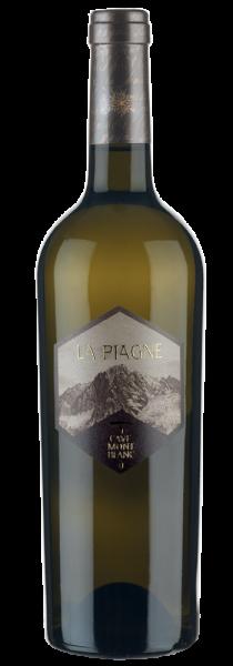"""Vallée D'Aoste DOC Blanc De Morgex et de La Salle """"La Piagne"""" 2018 - Cave Mont Blanc"""