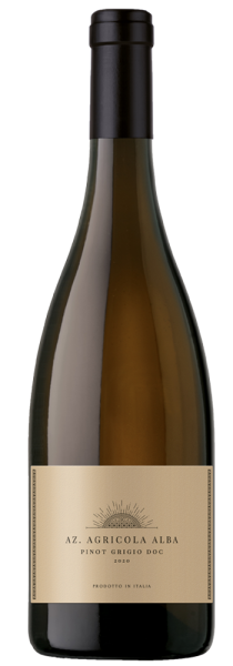 Pinot Grigio Venezia DOC 2020 - Agricola Alba