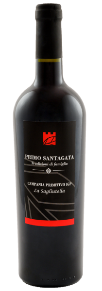Campania Primitivo IGT 2016 - La Sagliutella