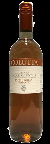 Friuli Colli Orientali Pinot Grigio Ramato DOC 2020 - Colutta