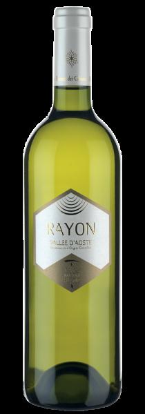 """""""Rayon"""" Vallée D'Aoste DOC Blanc De Morgex et de La Salle 2019 - Cave Mont Blanc"""