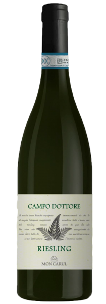 "Riesling Oltrepò Pavese DOC ""Campo Dottore"" 2019 - Calatroni"