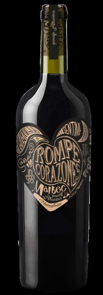 """Malbec """"Rompe Corazones"""" 2017 - Pala Corazon Niven Wines"""