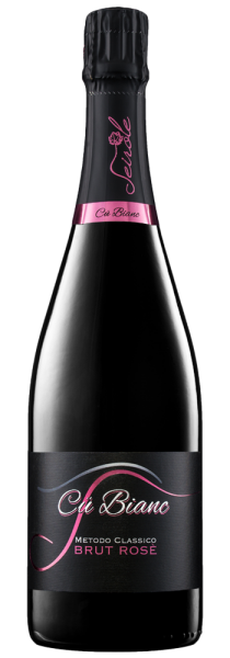"Spumante Metodo Classico Rosé ""Cü Bianc"" 2018 - Seirole Azienda Agricola"