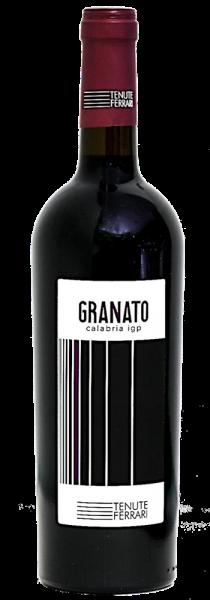 """Calabria Rosso IGP """"Granato"""" 2018 - Tenute Ferrari"""