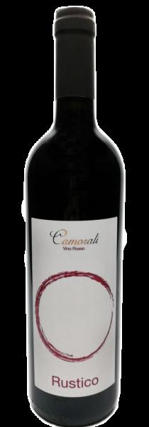 """Vino Rosso """"Rustico"""" 2018 - Azienda Agricola Pierluigi Camorali"""