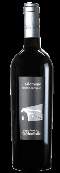"Cabernet Sauvignon Umbria IGT ""Salomone"" 2016 - Fattoria di Monticello"