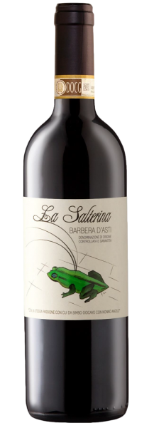 "Barbera d'Asti DOCG ""La Salterina"" 2017 - Bianco Angelo e Figlio"
