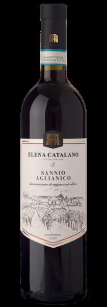 Sannio Aglianico DOC 2018 - Elena Catalano