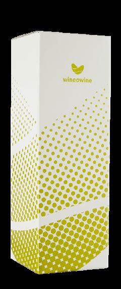 Scatola Regalo Bianca - 1 Bottiglia