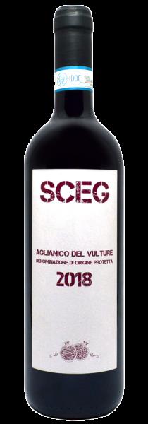 """Aglianico del Vulture DOC """"Sceg"""" 2018 - Elena Fucci"""