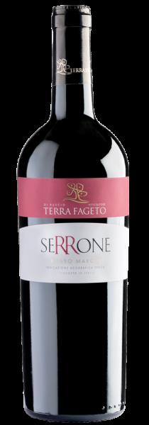"""Marche Rosso IGT """"Serrone"""" 2017 - Terra Fageto"""