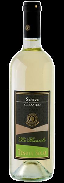 """Soave Classico DOC """"Le Bancole"""" 2019 - Tenuta Solar"""
