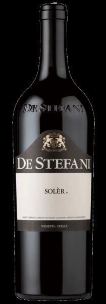 """Veneto Rosso IGT """"Soler"""" 2018 - De Stefani"""