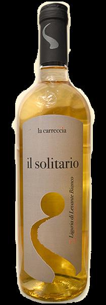 """Liguria di Levante IGT Bianco """"Il Solitario"""" 2016 - La Carreccia"""