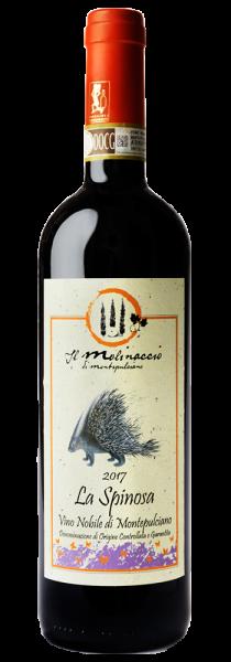 """Vino Nobile di Montepulciano DOCG """"La Spinosa"""" 2017 - Il Molinaccio"""
