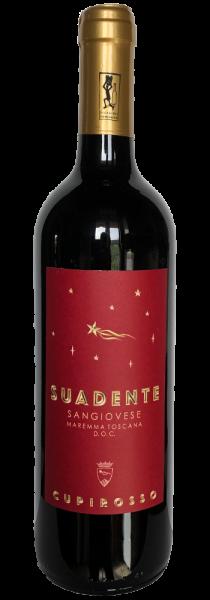 """Maremma Toscana DOC Sangiovese """"Suadente"""" 2018 - Cupirosso"""