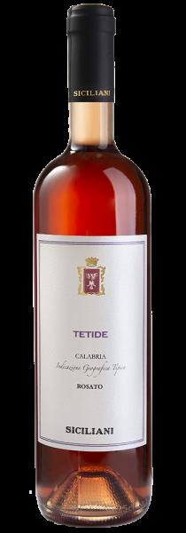 """Rosato IGT Calabria """"Tetide"""" 2018 - Cantina Siciliani"""