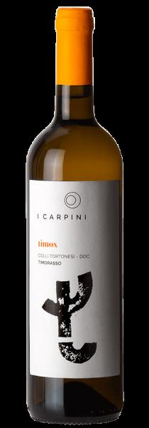"""Colli Tortonesi DOC Timorasso """"Timox"""" 2019 - I Carpini"""