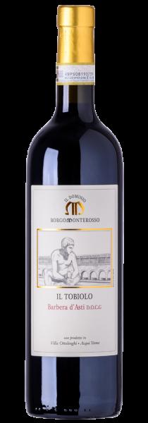 """Barbera d'Asti DOCG """"Il Tobiolo"""" 2019 - Borgo Monterosso"""