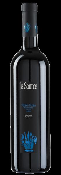 "Valle d'Aosta DOP ""Torrette"" 2015 - La Source"