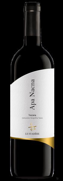 """Toscana IGT """"Apa Nacna"""" - Le Stadère"""