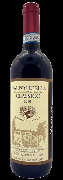 """Valpolicella Classico DOC """"Sengia"""" 2019 -  Azienda Agricola Meroni"""