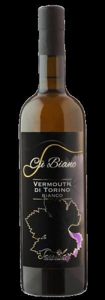 """Vermouth Bianco di Torino """"Cü Bianc"""" - Seirole Azienda Agricola"""