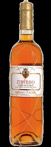 Zibibbo Passito Naturale IGT - Mimmo Paone